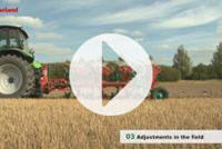 VIDEO Kverneland 150 S Variomat plough
