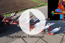 VIDEO Kverneland 2500  i-Plough®  (DE)