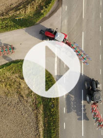 VIDEO Teaser Kverneland ploughs New Generation 2020 (IT)